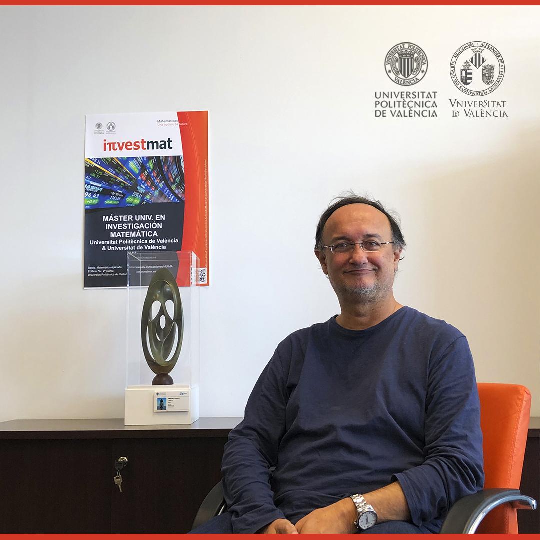 Enrique Alfonso Sánchez Pérez Investmat UPV