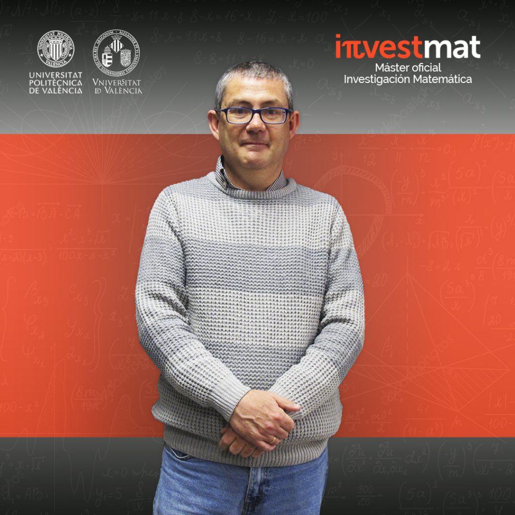 Julio Benitez InvestMat UPV