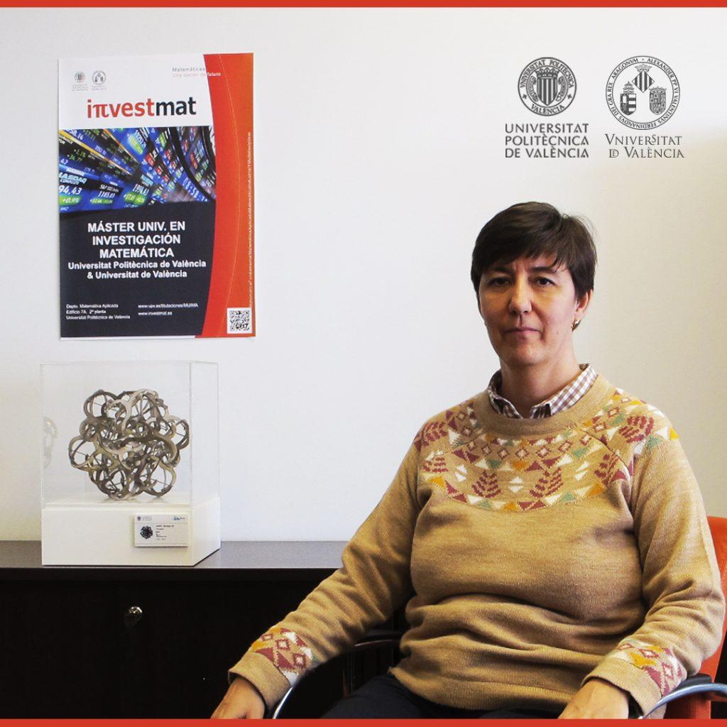Alicia Cordero Investmat UPV